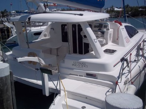 Preowned Sail Catamarans for Sale 2006 Leopard 43  Boat Highlights